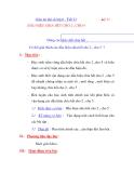 Giáo án đại số lớp 6 - Tiết 21 DẤU HIỆU CHIA HẾT CHO 2 ; CHO 5