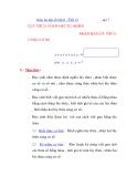 Giáo án đại số lớp 6 - Tiết 12 LŨY THỪA VỚI SỐ MŨ TỰ NHIÊN
