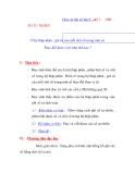 Giáo án đại số lớp 6 -  GHI SỐ TỰ NHIÊN