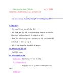 Giáo án đại số lớp 6 - Tiết 48 TÍNH CHẤT CỦA PHÉP CỘNG CÁC SỐ NGUYÊN