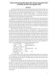 Giáo trình hướng dẫn phân tích cấu tạo mạng tinh thể lý tưởng của kim loại nguyên chất p1