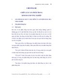 GIÁO TRÌNH MARKETING NÔNG NGHIỆP - CHƯƠNG 3 CHIẾN LƯỢC SẢN PHẨM TRONG KINH DOANH NÔNG NGHIỆP