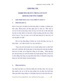 GIÁO TRÌNH MARKETING NÔNG NGHIỆP - CHƯƠNG 7 MARKETING DỊCH VỤ TRONG SẢN XUẤT KINH DOANH NÔNG NGHIỆP