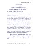 GIÁO TRÌNH MARKETING NÔNG NGHIỆP - CHƯƠNG 8 MARKETING XUẤT KHẨU NÔNG SẢN