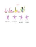 Giáo dục đặc biệt  Phương pháp tượng hình: Chữ L