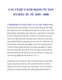 CÁC CUỘC CÁCH MẠNG TƯ SẢN Ở CHÂU ÂU TỪ 1830 - 1848_1