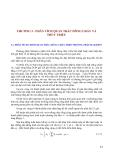 Bài giảng TÍNH TOÁN TRONG HẢI DƯƠNG HỌC - Chương 3