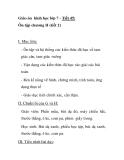 Giáo án hình học lớp 7 - Tiết 45: Ôn tập chương II (tiết 2)