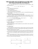 Giáo trình phân tích các thiết bị lọc bụi kiểu quán tính trong kỹ thuật điều hòa không khí p1