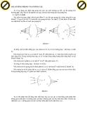 Giáo trình phân tích khái niệm nguyên lý Ferma để tìm ra các định luật cơ bản của quang hình học p2