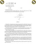 Giáo trình phân tích khái niệm nguyên lý Ferma để tìm ra các định luật cơ bản của quang hình học p3