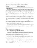 Bài giảng của thầy Thạc sỹ: Đỗ Thanh Sơn, chuyên viên Hình học