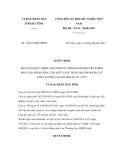 Quyết định số 14/2011/QĐ-UBND
