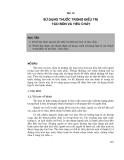 Hóa dược - dược lý III ( Dược lâm sàng ) part 9