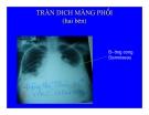 Tràn dịch màng phổi part 5