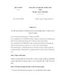 Thông tư số 13/2011/TT-BTP