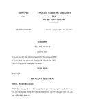 Nghị định số 45/2011/NĐ-CP