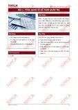 Kế toán quản trị - Bài 1:  Tổng quan về kế toán quản trị
