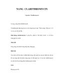 NANG CLARITHROMYCIN