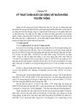 Công nghệ chăn nuôi : Kỹ thuật chăn nuôi các động vật không truyền thống part 1