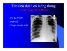 Thực hành x quang tim mạch part 6