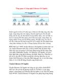 Giáo trình Tin Học: Tổng quan về công nghệ Ethernet