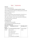 Giáo án Tập đọc lớp 3: Đề bài: VẼ QUÊ HƯƠNG