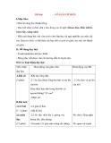 Giáo án Tập đọc lớp 3: Đề bài: CÔ GIÁO TÍ HON
