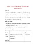 Giáo án Luyện từ và dấu câu lớp 3: Đề bài: TỪ NGỮ VỀ ĐỊA PHƯƠNG - DẤU CHẤM HỎIDẤU CHẤM THAN