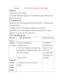 Giáo án Luyện từ và dấu câu lớp 3: Đề bài: TỪ NGỮ VỀ TỔ QUỐC - DẤU PHẨY