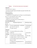 Giáo án Luyện từ và dấu câu lớp 3: Đề bài: TỪ NGỮ VỀ SÁNG TẠO - DẤU PHẨY.