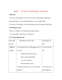 Giáo án Luyện từ và dấu câu lớp 3: Đề bài: TỪ NGỮ VỀ NGHỆ THUẬT - DẤU PHẨY.