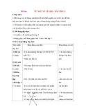 Giáo án Luyện từ và dấu câu lớp 3: Đề bài: TỪ NGỮ VỀ LỄ HỘI – DÂU PHẨY