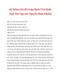 hệ thống chủ đề trong Bạch Vân Quốc Ngữ Thi Tập của Nguyễn Bỉnh Khiêm_3
