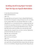 hệ thống chủ đề trong Bạch Vân Quốc Ngữ Thi Tập của Nguyễn Bỉnh Khiêm_5