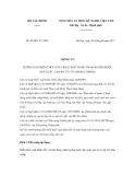 Thông tư số 90/2011/TT-BTC