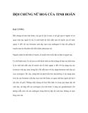 HỘI CHỨNG NỮ HOÁ CỦA TINH HOÀN