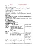 Giáo án Tập đọc lớp 3: Đề bài: BUỔI HỌC THỂ DỤC