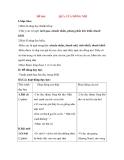 Giáo án Tập đọc lớp 3: Đề bài: QUÀ CỦA ĐỒNG NỘI