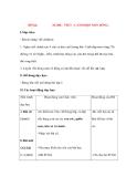 Giáo án Chính Tả lớp 3: Đề bài: NGHE - VIẾT : CẢNH ĐẸP NON SÔNG