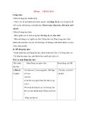 Giáo án Tập đọc lớp 3: Đề bài: TIẾNG ĐÀN