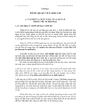 Bài giảng công nghệ CAD/CAM: Chương 1.TỔNG QUAN VỀ CAD/CAM
