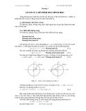 Bài giảng công nghệ CAD/CAM: Chương 2: CƠ SỞ CỦA MÔ HÌNH HOÁ HÌNH HỌC