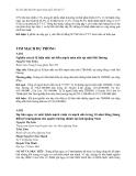 Kỷ yếu Đại hội Tim mạch toàn quốc lần thứ 12  Phần 4