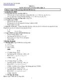 tổng hợp công thức HÓA  và bài tập THCS