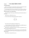 Giáo trình Hóa lý Polymer part 1