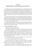 Giáo trình công  nghệ vi sinh vật trong sản xuất nông nghiệp và xử lý ô nhiễm môi trường - Chương 6