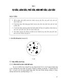 Vi sinh - ký sinh trùng - Bài 2