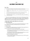 Vi sinh - ký sinh trùng - Bài 5