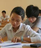 Ðề thi tuyển sinh CĐ khối B năm 2011 môn Hóa học - Mã đề 375